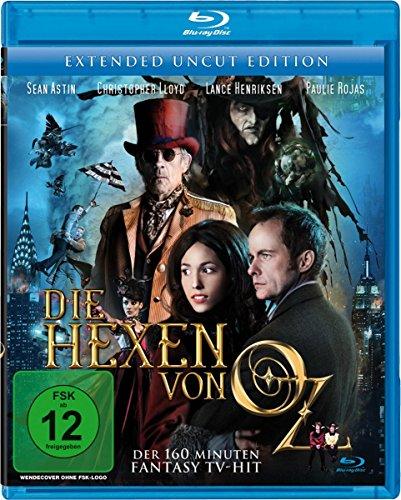 Die Hexen Von Oz/the Witches of Oz (Blu-Ray)