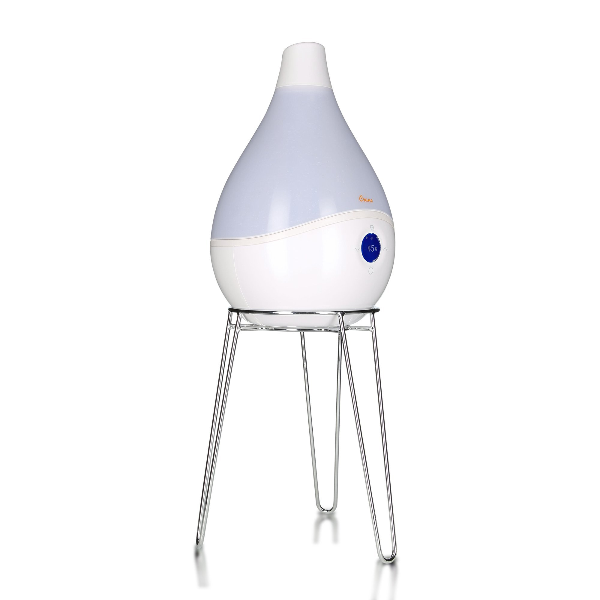 Crane smartDROP Wi Fi Connected Cool Mist Humidifier with Stand