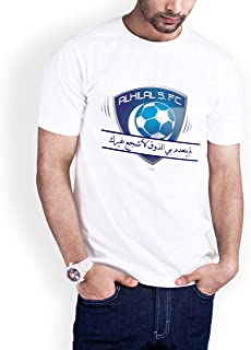 Casual Printed T-Shirt for Men, I did not Encourage Anyone Else, White