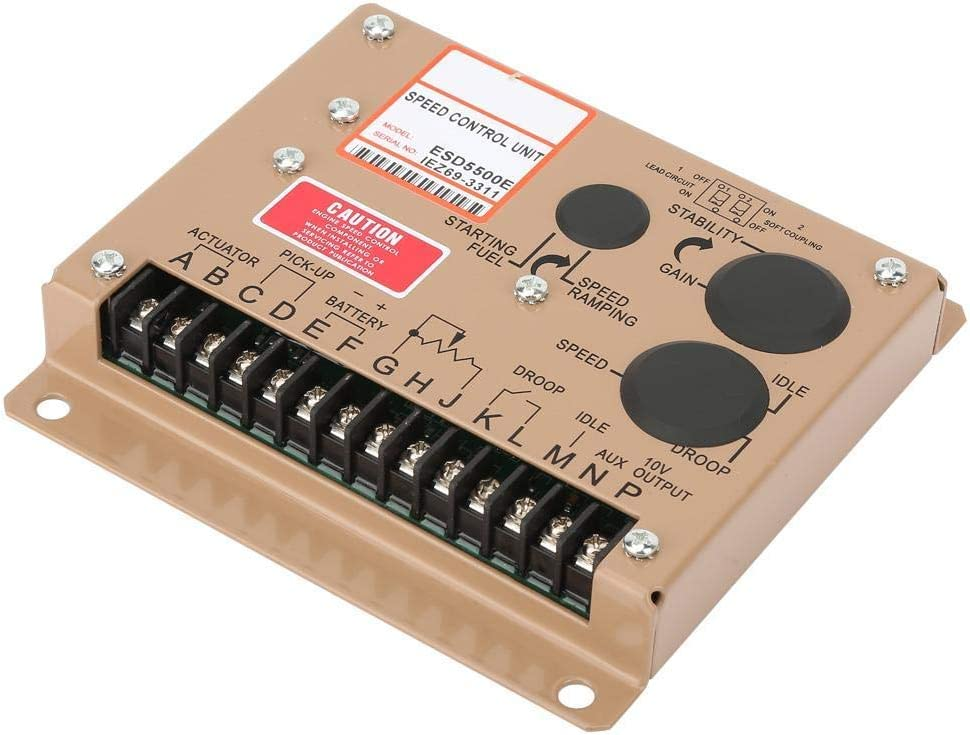 ZUQIEE Engine Speeds Controller Contro Electronic Max 66% List price OFF