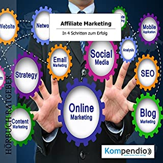 Affiliate Marketing     In 4 Schritten zum Erfolg              Autor:                                                                                                                                 Robert Sasse,                                                                                        Yannick Esters                               Sprecher:                                                                                                                                 Matthias Ubert                      Spieldauer: 17 Min.     4 Bewertungen     Gesamt 2,3