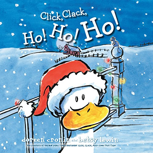 Page de couverture de Click, Clack, Ho! Ho! Ho!
