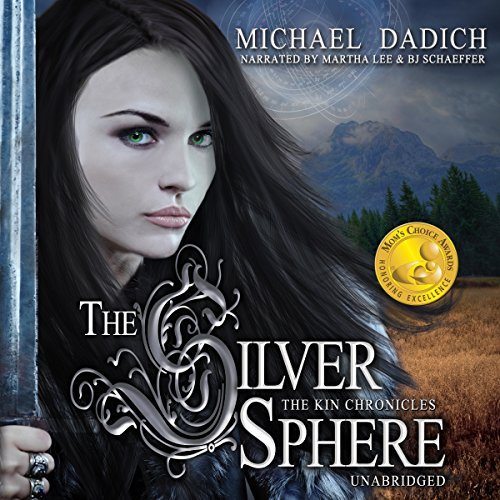 The Silver Sphere audiobook cover art