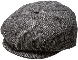 Baby Boy Ring Bearer Pageboy Scally Cap Flat Ivy Newsboy Tweed Golf Cap Hat