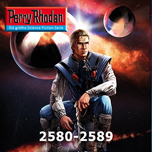 Perry Rhodan, Sammelband 19 audiobook cover art