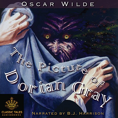 The Picture of Dorian Gray [Classic Tales Edition] cover art