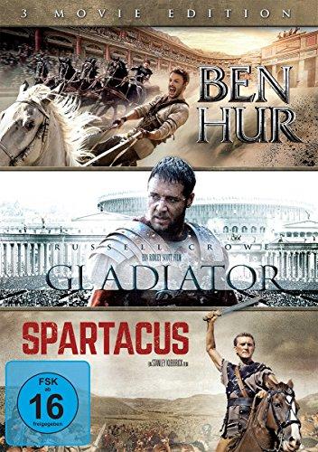 Ben Hur / Gladiator / Spartacus
