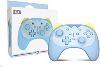 JINQII Controlador sem fio Switch Pro para Nintendo Switch/Lite - Switch Remote Joypad Gamepad, Cartoon Kitten Controller ...