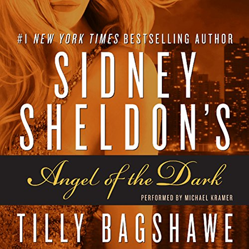 Sidney Sheldon's Angel of the Dark audiobook cover art