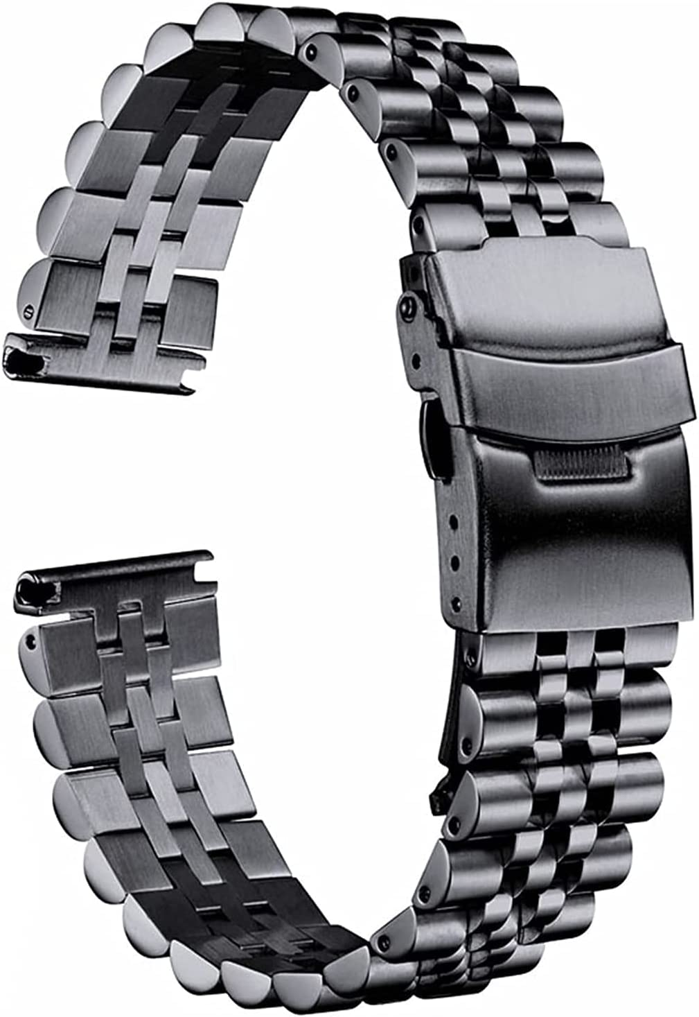 Mail order cheap Chtom Stainless Steel Strap discount Metal 18mm 20