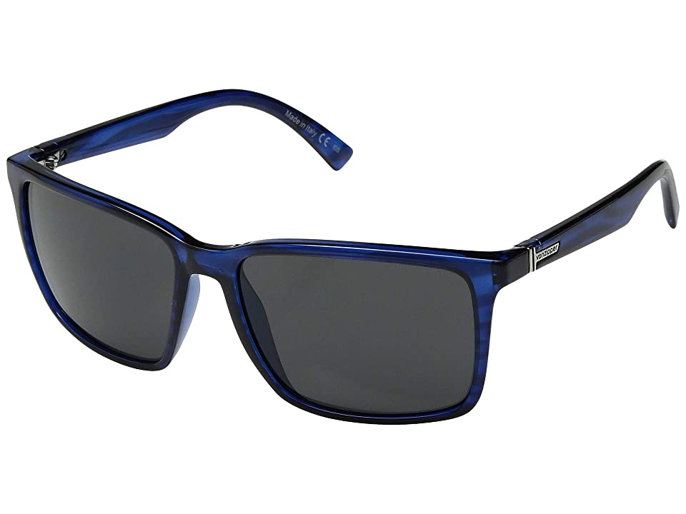 VonZipper Lesmore (Ocean Blue/Grey) Sport Sunglasses