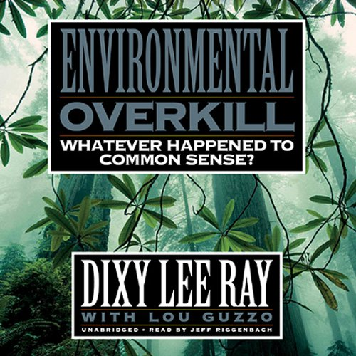 Environmental Overkill audiobook cover art