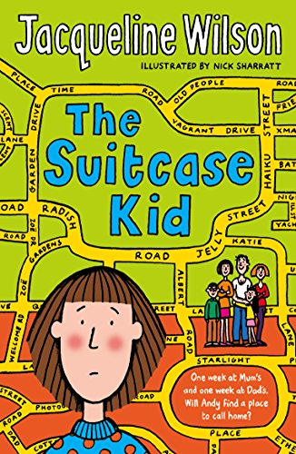 The Suitcase Kid | Books for children of divorce | Beanstalk Mums