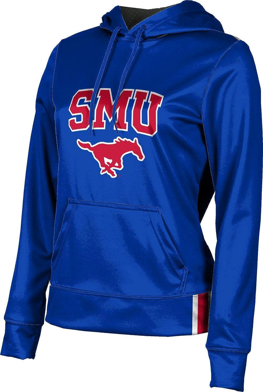 ProSphere Southern Methodist University Girls' Pullover Hoodie, School Spirit Sweatshirt (Solid)