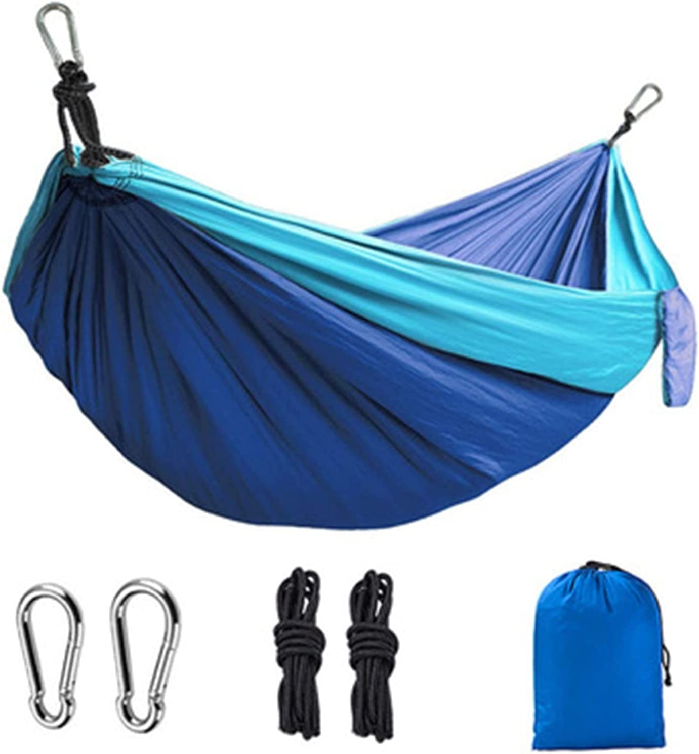 ZWDP Camping Hammock Portable H Parachute Suitable Phoenix Mall Outlet ☆ Free Shipping for
