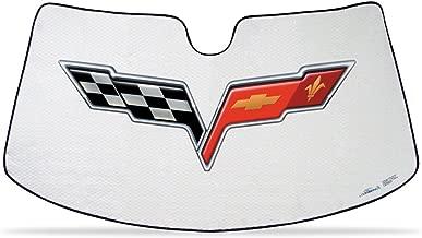 Coverking 2005-2013 C6 Corvette Folding Custom-Fit Sunshade