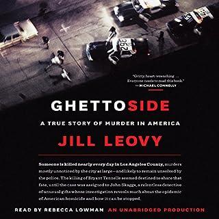 Ghettoside cover art