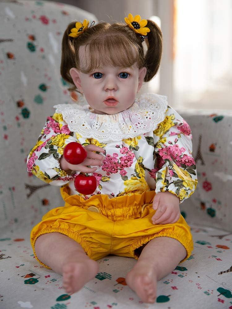 Rebornova Reborn Baby Free Shipping New Dolls Portland Mall Realistic 20 Newborn Inch