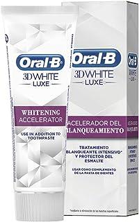 comprar comparacion Oral-B 3D White Luxe Acelerador De Blanqueamiento - 75ml