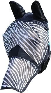 Fly mask with Zebra-Tology (Horse)'