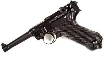 Umarex Legends P.08 All Metal .177 Caliber BB Gun Air Pistol, Blowback Action