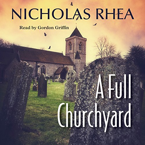 A Full Churchyard audiobook cover art