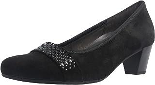 Gabor Pumps in grote maten zwart 76.187.47 grote damesschoenen