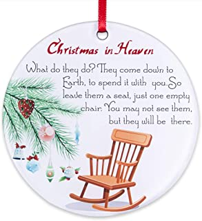 Best christmas in heaven ornaments Reviews