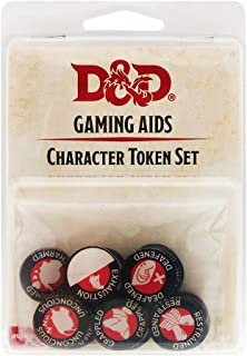 Gale Force 9 Dungeons & Dragons Next Character Token Set