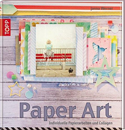 Paper Art: Individuelle Papierarbeiten und Collagen
