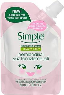 Simple Mini Yüz Temizleme Jeli 50 ml 1 Paket (1 x 50 ml)
