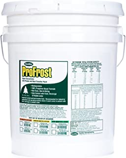 ComStar 35-714 ProFrost Chiller/Anti Freeze/Heat Transfer Fluid Without Corrosion Inhibitor and Color, 100% Solution Ratio, 5 gal Pail, Clear