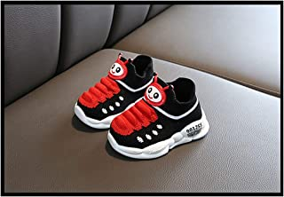 SF Children's Shoes Spring and Autumn Models Korean Boys Shoes Mesh Breathable Students in The Big Children and Girls Runn...