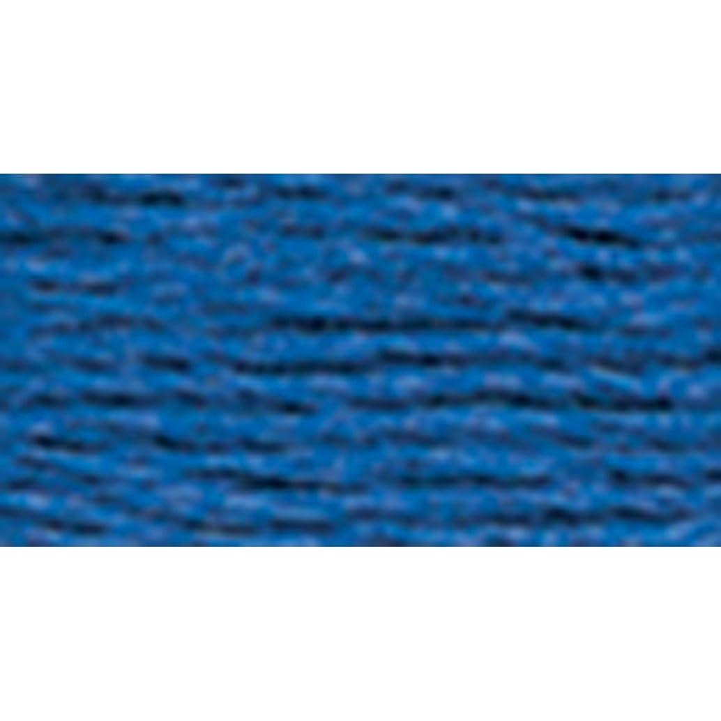 DMC 117-797 6 Strand Embroidery Cotton Floss, Royal Blue, 8.7-Yard