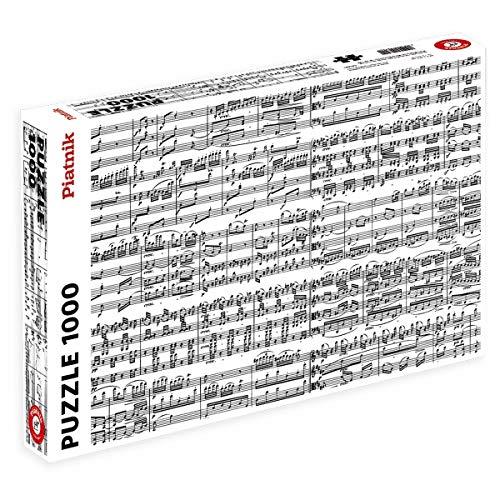 Piatnik 00 5434 - Musical Notes 1 Teile