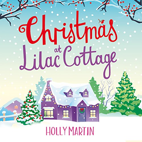 Christmas at Lilac Cottage cover art