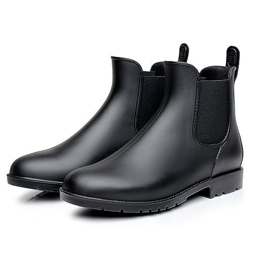 6af831c0d2d Waterproof Chelsea Boots: Amazon.com