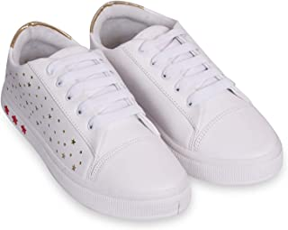 POPSTAR Latest Collection Comfortable & Fashionable Sneaker Shoes for Women's & Girl's