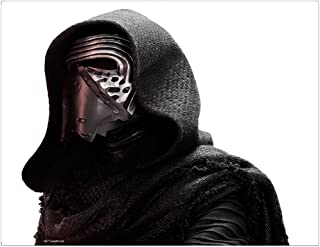 Star Wars Fanwraps The Force Awakens Passenger Series Kylo Ren Perforated Window Decal