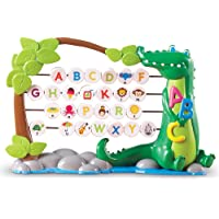 Learning Resources Alphagator Toddler Alphabet Learning Toy