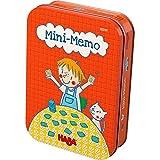 Mini memo - juego de mesa para niños de HABA en castellano