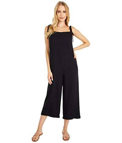 Hurley Sunday Jumpsuit (Black) Women