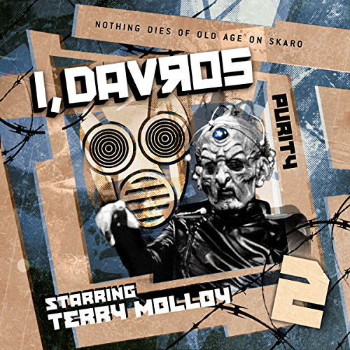 I, Davros - 1.2 Purity audiobook cover art