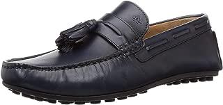 Arrow Men's Peas Leather Driving Shoes