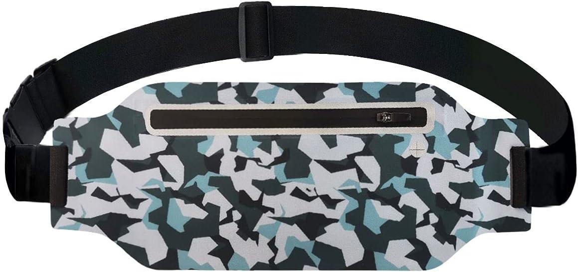Snailman Slim Running Belt Free Over item handling ☆ shipping Fanny Exercise Fitness Pack Workout W