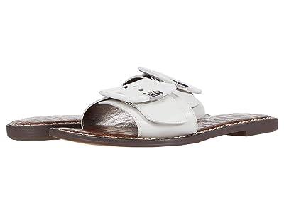 Sam Edelman Granada (Bright White Smooth Nappa Leather) Women