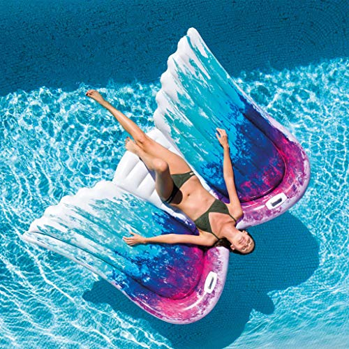 Intex 58786EU Angel Wings - Colchón hinchable