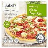 Isabels Pizza Sin Gluten 300g Base De Mezcla De Isabel (Paquete de 6)