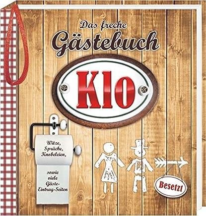 Das freche Gästebuch fürs Klo by -
