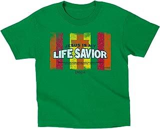 Kids Life Savior T-Shirt - Kelly Green -